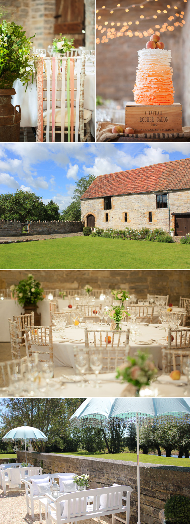 Coco Wedding Venues - Hip Hip Hooray, Coco Collection, Almonry Barn.