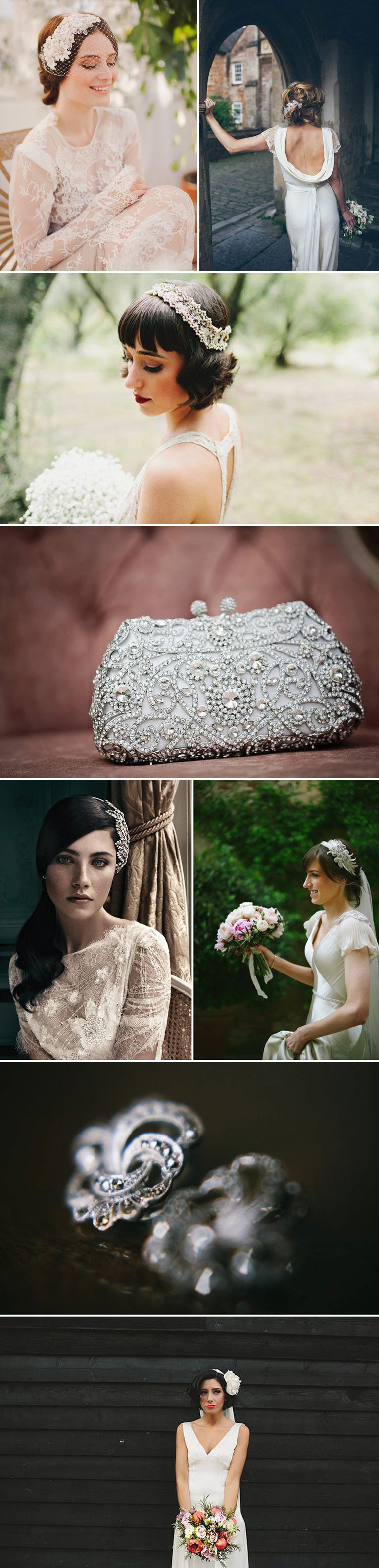 Coco Wedding Venues - Modern Vintage - Wedding Style Category - Bridal Fashion.
