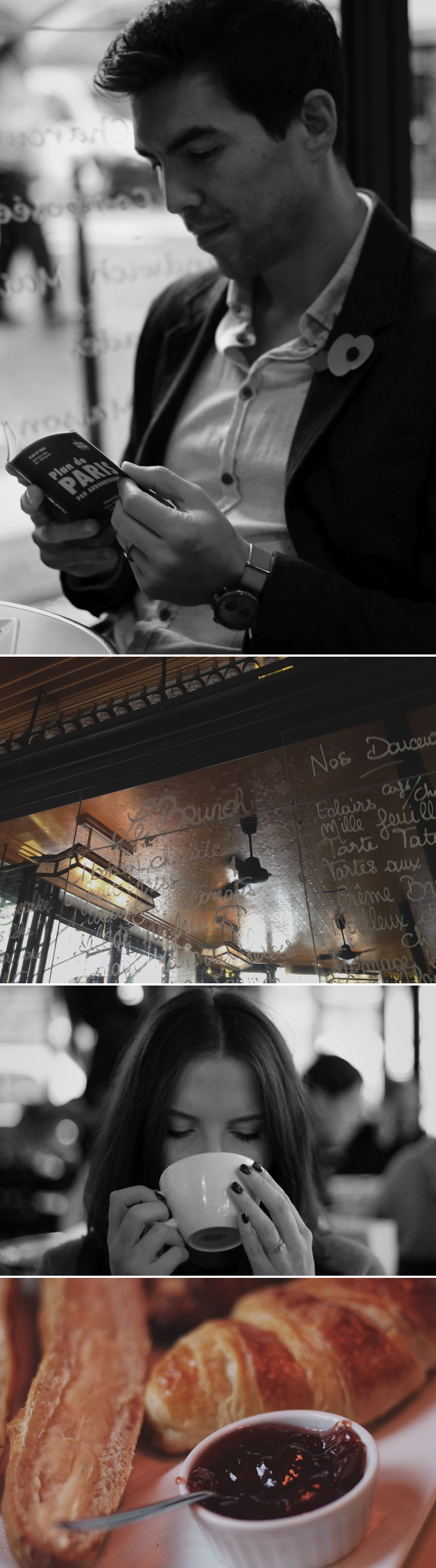 Coco Wedding Venues - Paris in the Autumn - Cafe.