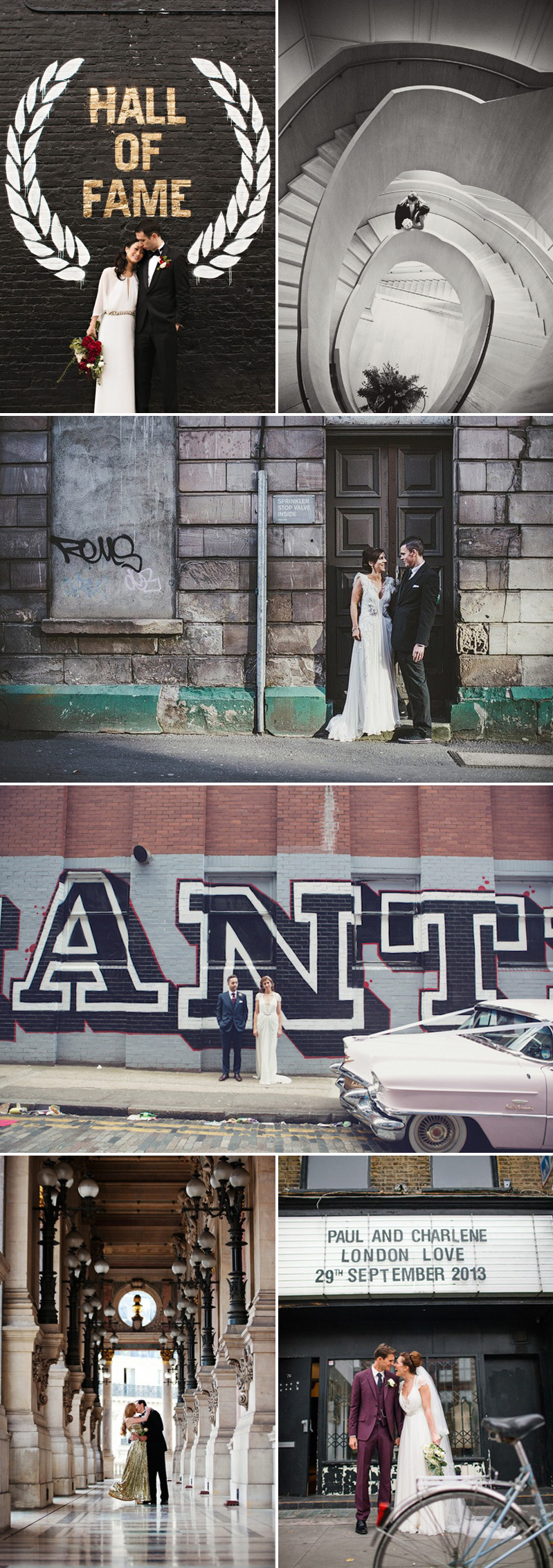 Coco Wedding Venues - City Chic Wedding Style - Portrait.