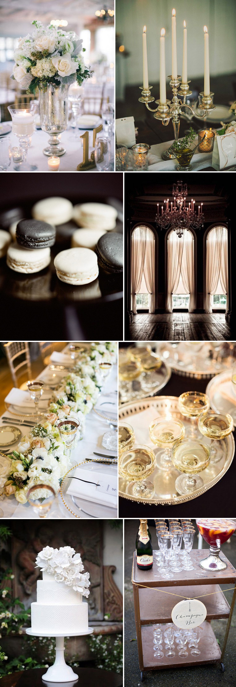 Coco Wedding Venues - Classic Elegance - Wedding Style Category - Dine.