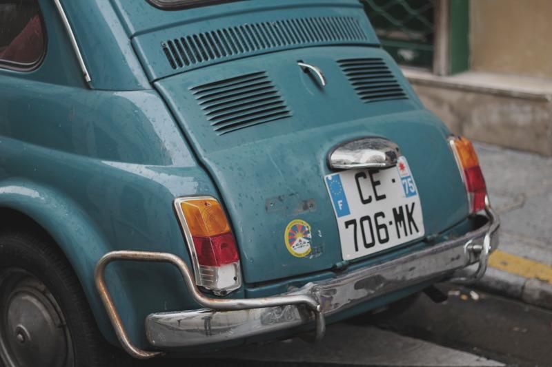 Coco Wedding Venues - Paris in the Autumn - Parisienne Automobile.