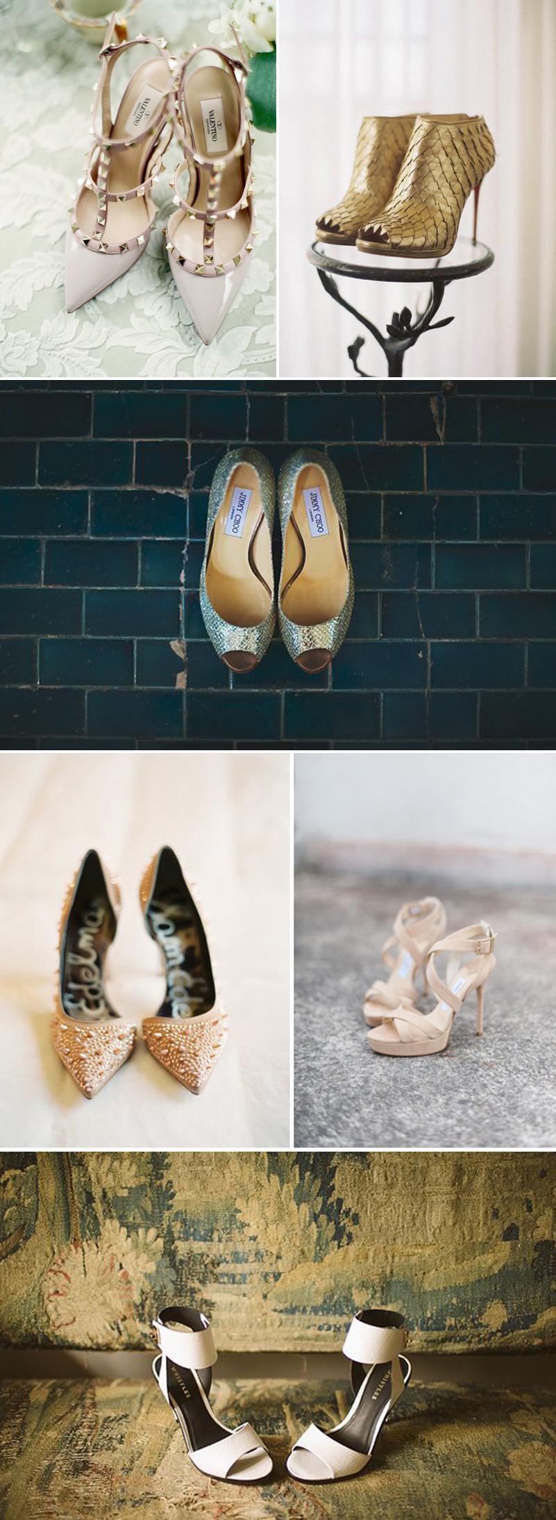 Coco Wedding Venues - City Chic Wedding Inspiration - Killer Heels.