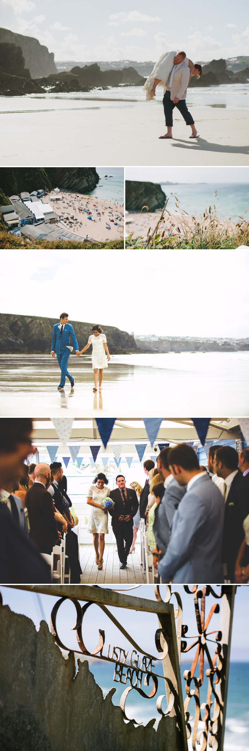 Coco Wedding Venues - Coco Collection - Lusy Glaze, Cornwall.