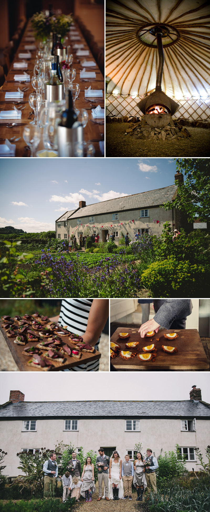 Coco Wedding Venues - Coco Collection - River Cottage.
