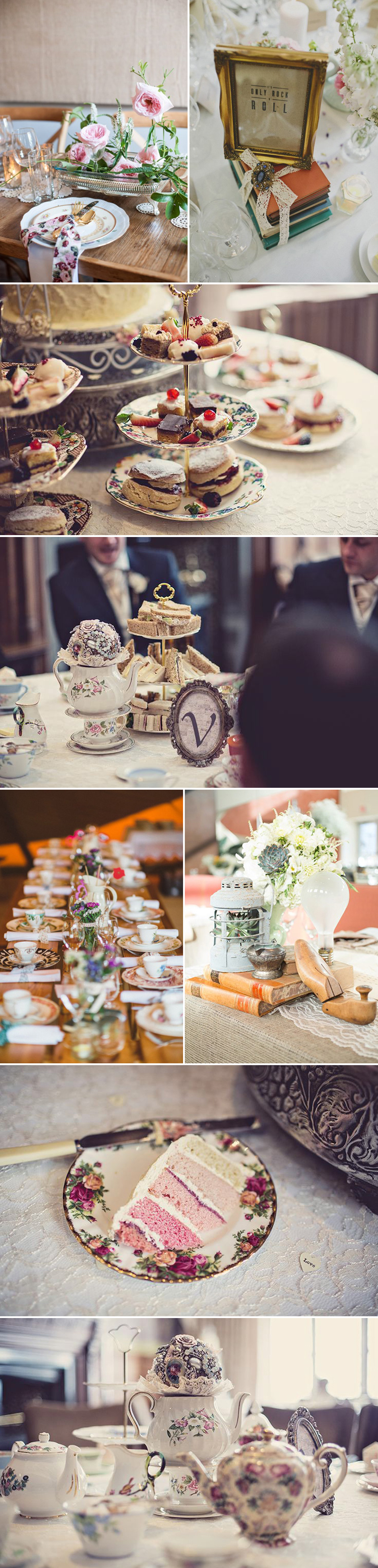 Coco Wedding Venues - Modern Vintage - Wedding Style Category - Tea Party.