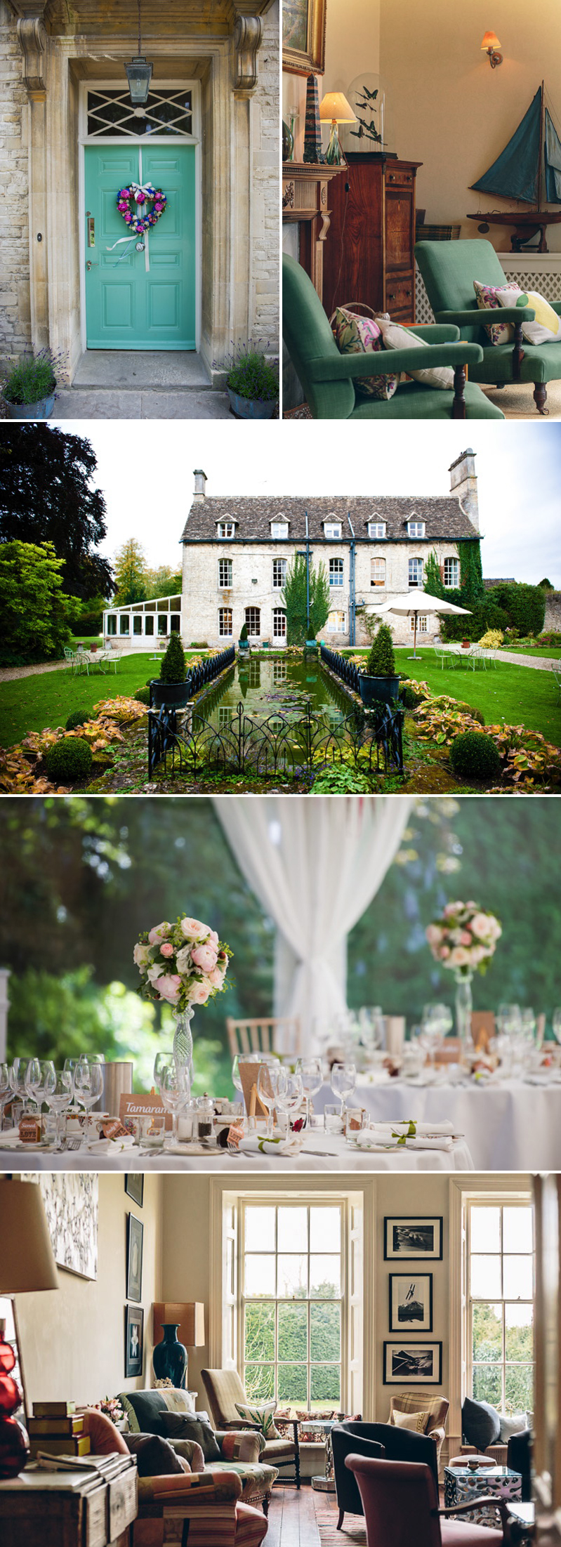 Coco Wedding Venues - Coco Collection - The Rectory, Wiltshire.