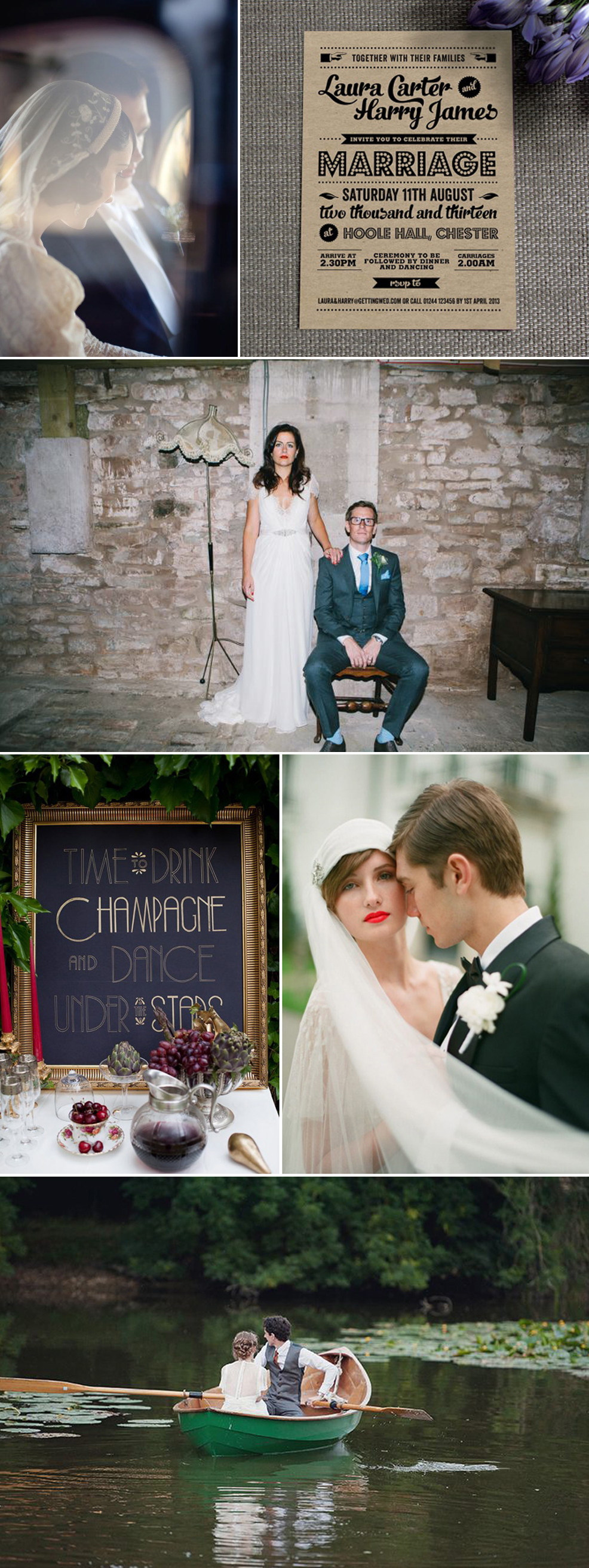 Coco Wedding Venues - Modern Vintage - Wedding Style Category - The Vibe.