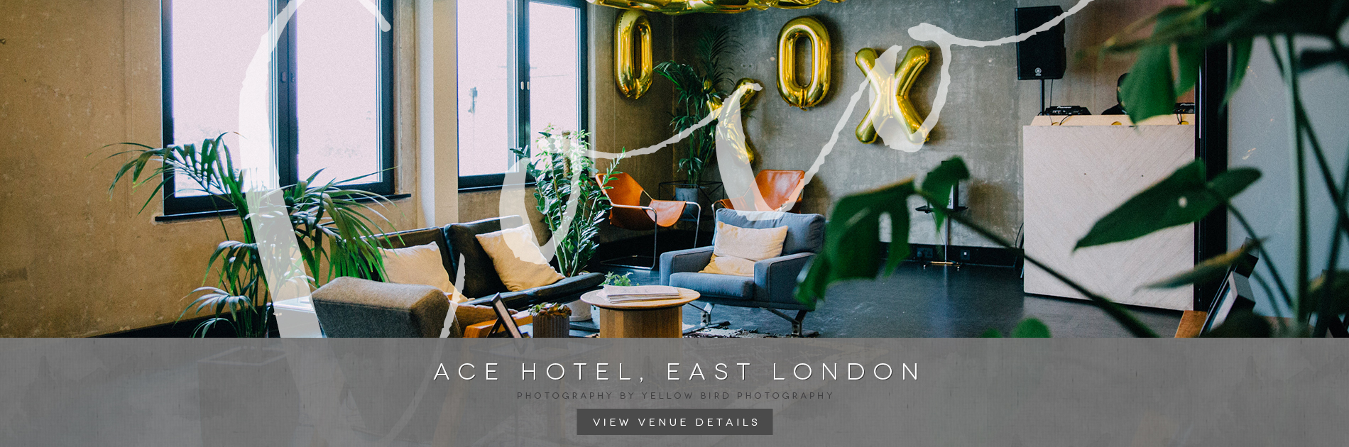 Coco wedding venues slideshow - east-london-industrial-wedding-venues-ace-hotel-january-2016