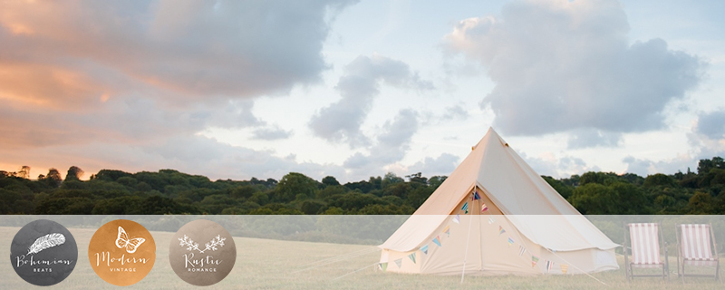 Coco Wedding Venues in Dorset - Image by Anna Morgan - Blog Feature.