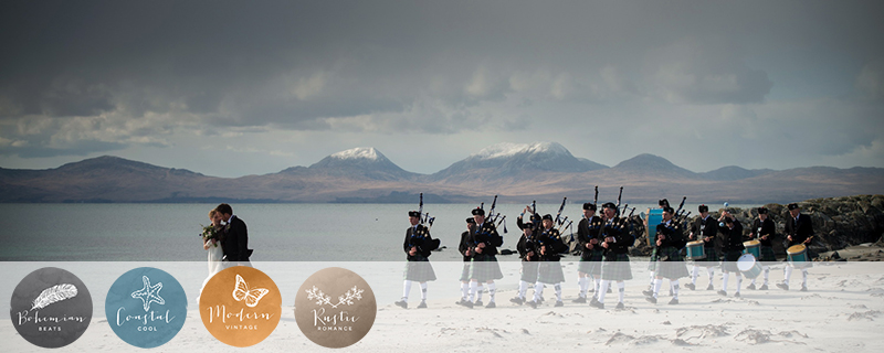 Coco Wedding Venues in Scotland - Crear Blog Feature.