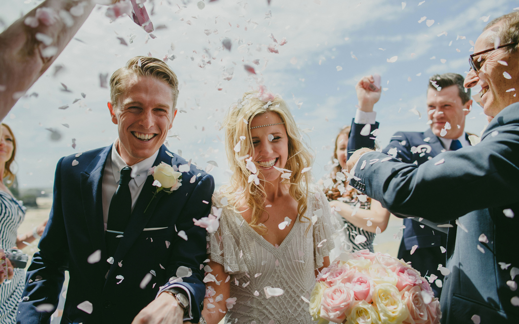 Coco wedding venues slideshow - Beach Wedding Venue in Cornwall - Watergate Bay