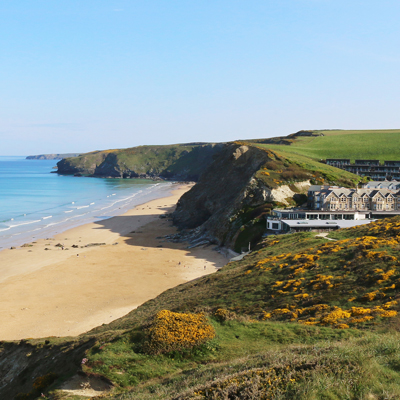 See more about Watergate Bay Hotel wedding venue in Cornwall,  South West