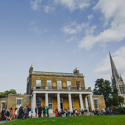 See more about Clissold House wedding venue in London