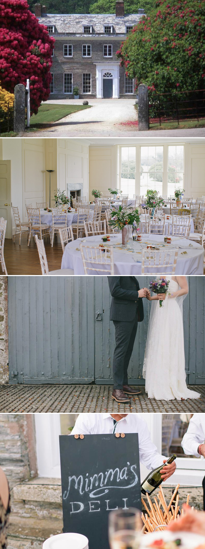 Coco Wedding Venues - Date for the Diary - Boconnoc Open Day.