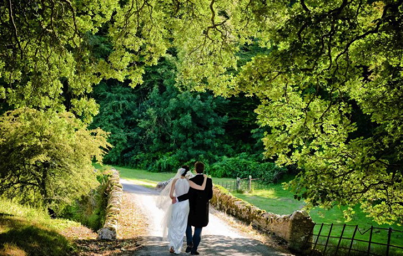 Coco Wedding Venues - Date for the Diary - Boconnoc Open Day - Image by Nick Reader.