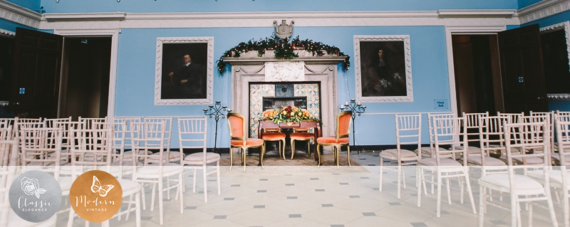 Coco Wedding Venues in Bristol - Kings Weston House - Image by Kevin Belson Photography.