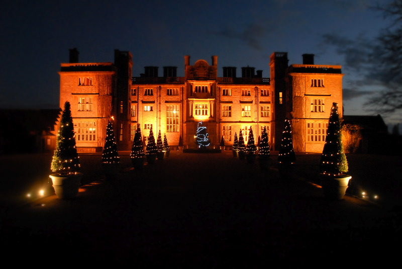 Coco Wedding Venues - Eynsham Hall.