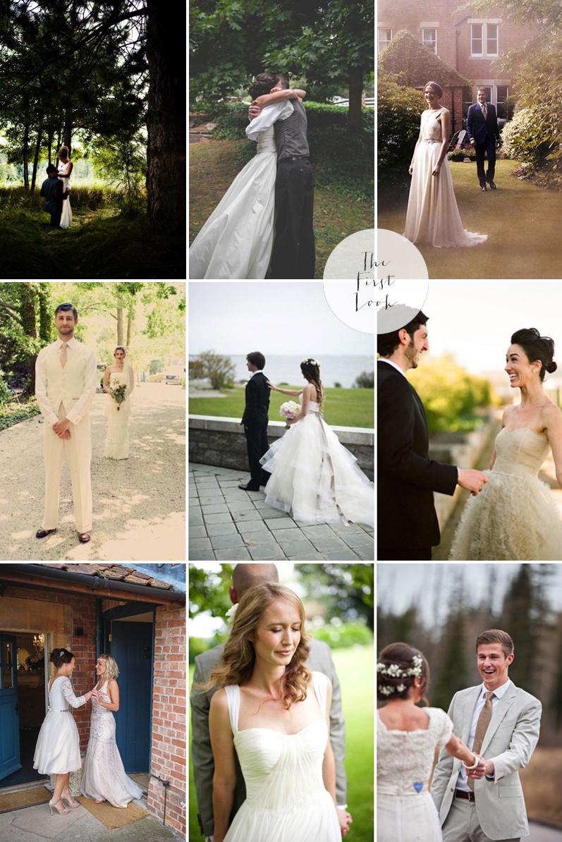 Coco Wedding Venues - 2014 Wedding Trends - First Look Moodboard.