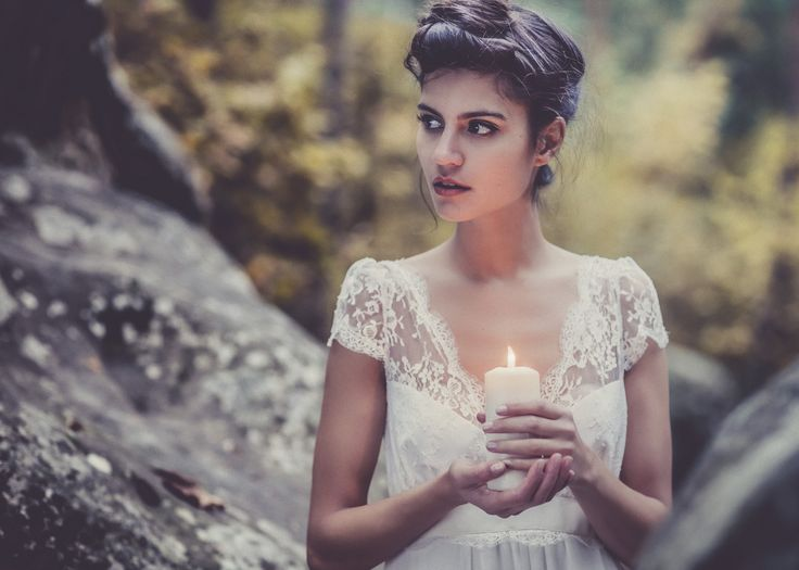 Coco Wedding Venues - Candle Inspiration - Image by Laurent Nivalle.