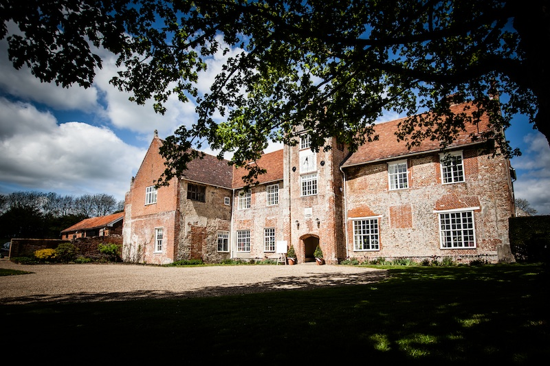 Coco Wedding Venues - Date for the Diary - Bruisyard Hall.