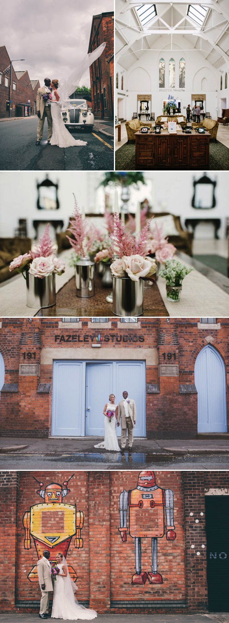 Coco Wedding Venues - Fazeley Studios - Blog Image Insert.