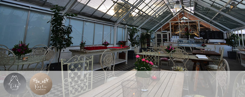 Coco Wedding Venues in London - Clifton Nurseries.