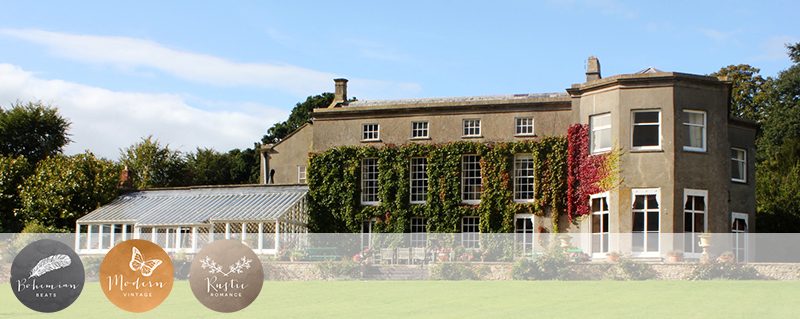 Coco Wedding Venues in Somerset - Pennard House.
