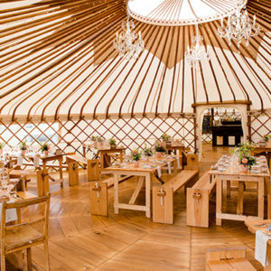 See more about Wedding Yurts wedding venue in Nationwide