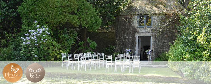 Coco Wedding Venues - Somerset - Kilver Court - Image by Olivier Burnside.
