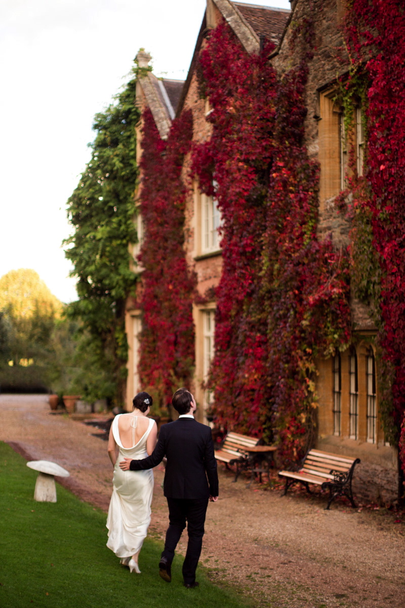 Coco Wedding Venues in Somerset - Maunsel House - Image by Caught The Light.