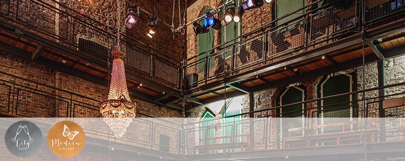 Coco Wedding Venues in Ireland - Smock Alley Theatre.