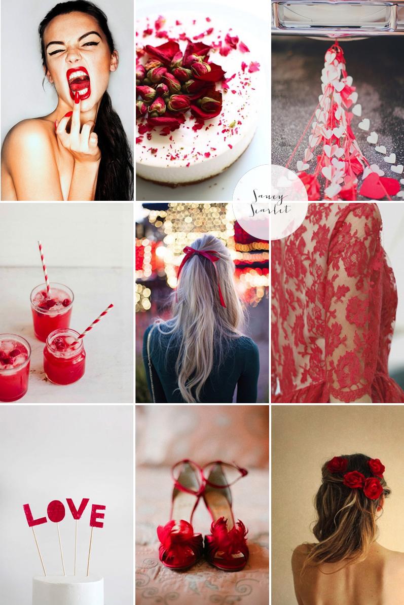 Coco Wedding Venues - Valentines - Siren Moodboard.