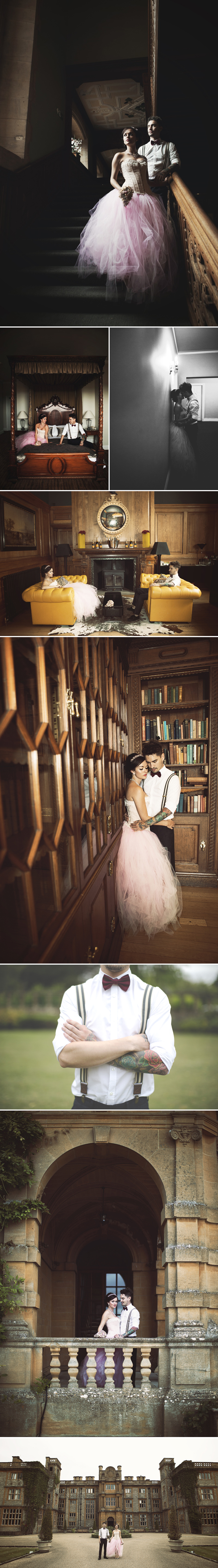 Coco Wedding Venues - Valentines Styled Shoot ft. Eynsham Hall - Images by Jen Marino.
