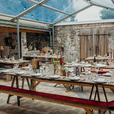 See more about Coombe Trenchard wedding venue in Devon,  South West