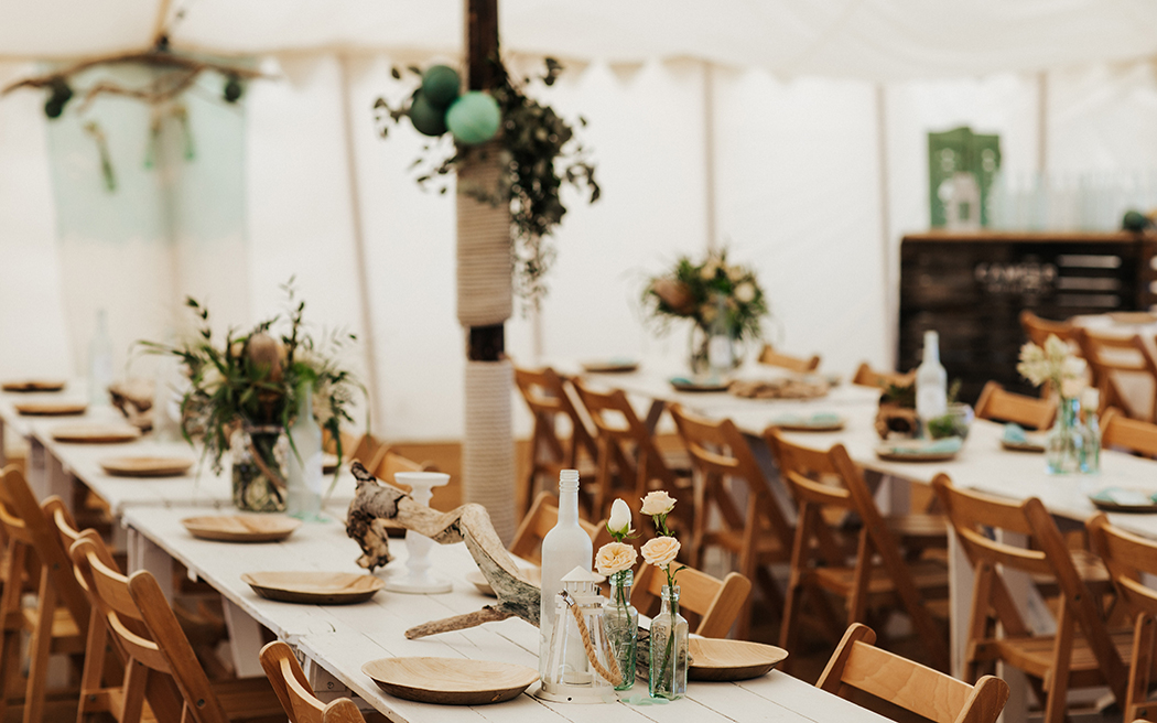 Coco wedding venues slideshow - Marquee Suppliers and Tent Hire - South West - Blue Fizz Tents & Events.