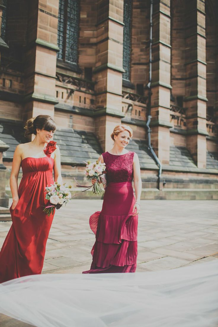 Coco Wedding Venues - A Guide to Bridesmaid Fashion Part One - Image by James Melia.