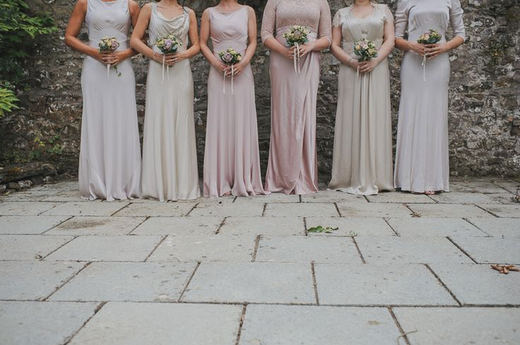 Coco Wedding Venues - A Guide to Bridesmaid Fashion Part One - Image by O & C Photography.