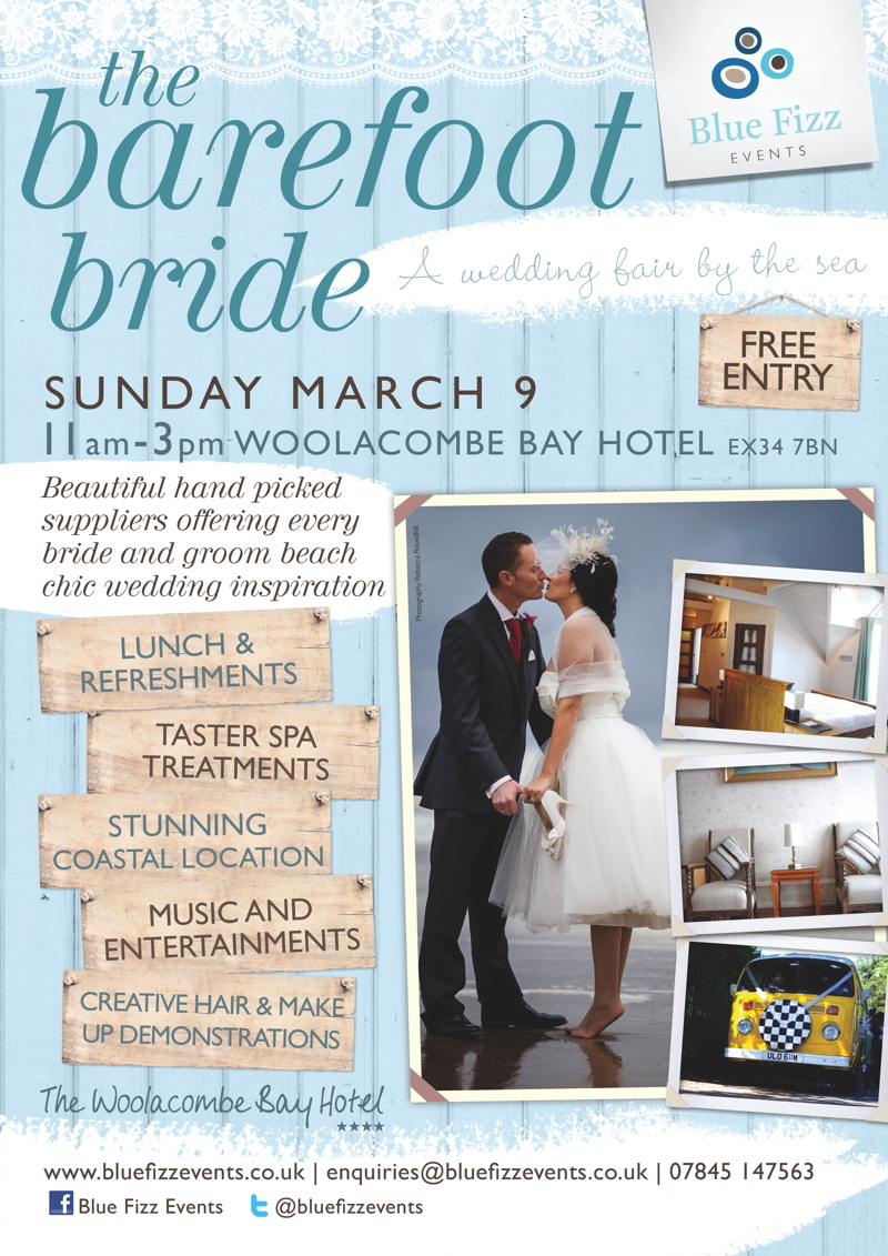 Coco Wedding Venues - Blue Fizz Events - The Barefoot Bride.