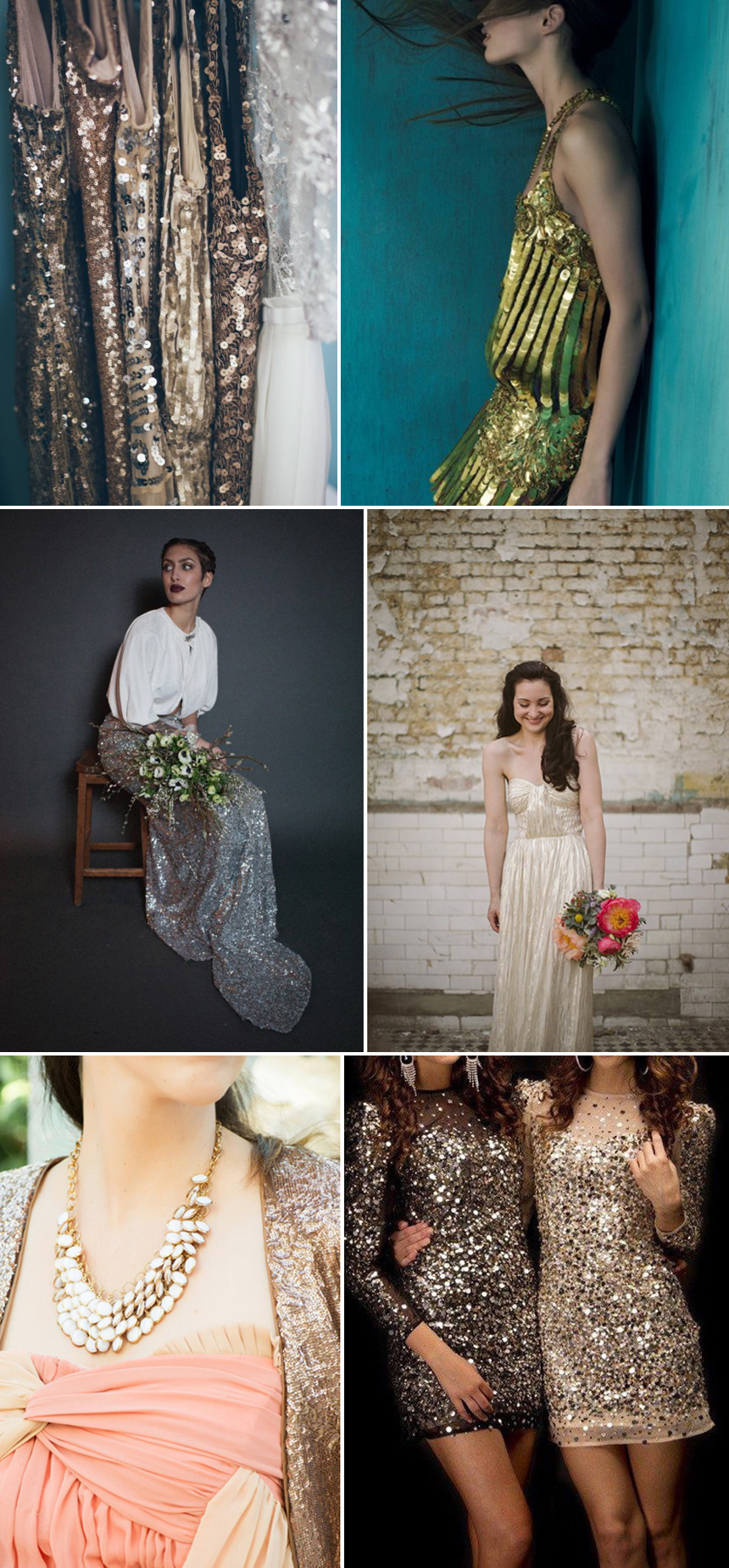 Coco Wedding Venues - Coco Colour Palette - Wedding Inspiration - Embellished Love - Bridesmaid Fashion.