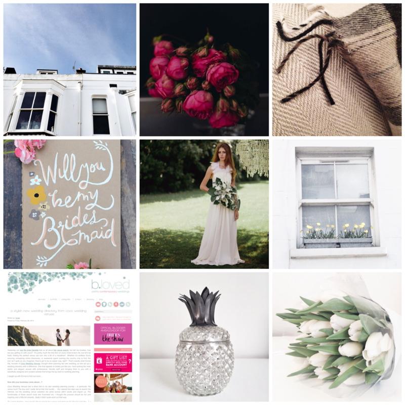 Uk Wedding Venues Directory: Coco's Instagram: February