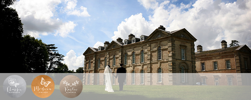 Coco Wedding Venues in Warwickshire - Compton Verney - Image by Guy Hearn Photography.