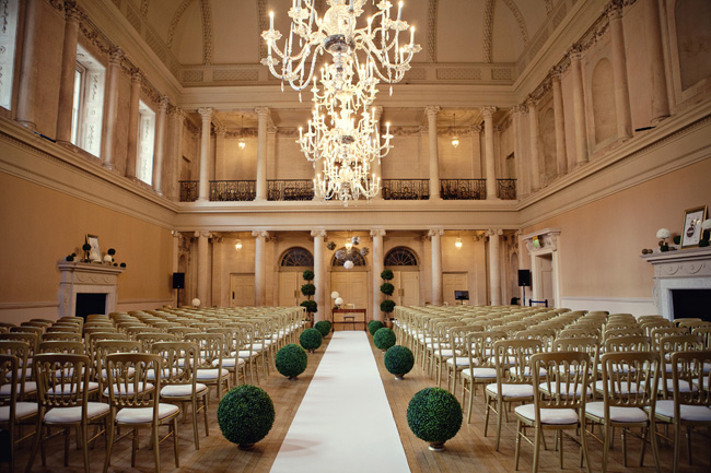 Wedding Venues In South West Assembly Rooms Uk Wedding