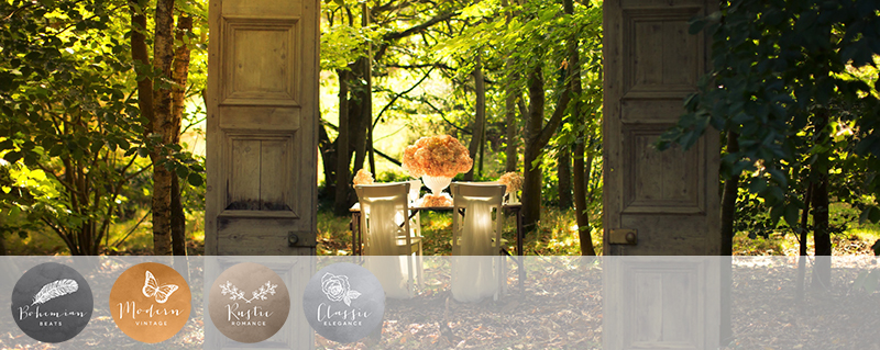Coco Wedding Venues in Hampshire - Cottonwood Weddings - Image by Carrie Bugg Photography.