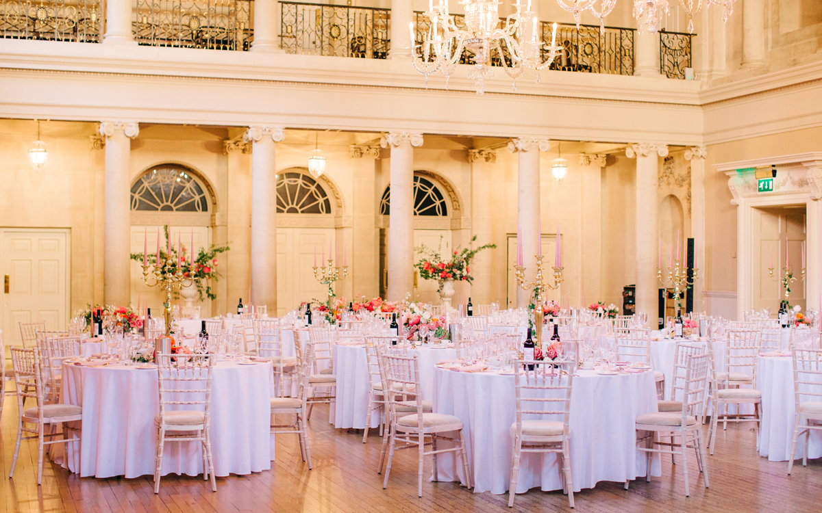 Coco wedding venues slideshow - Classic Wedding Venue in Bath Somerset - Assembly Rooms