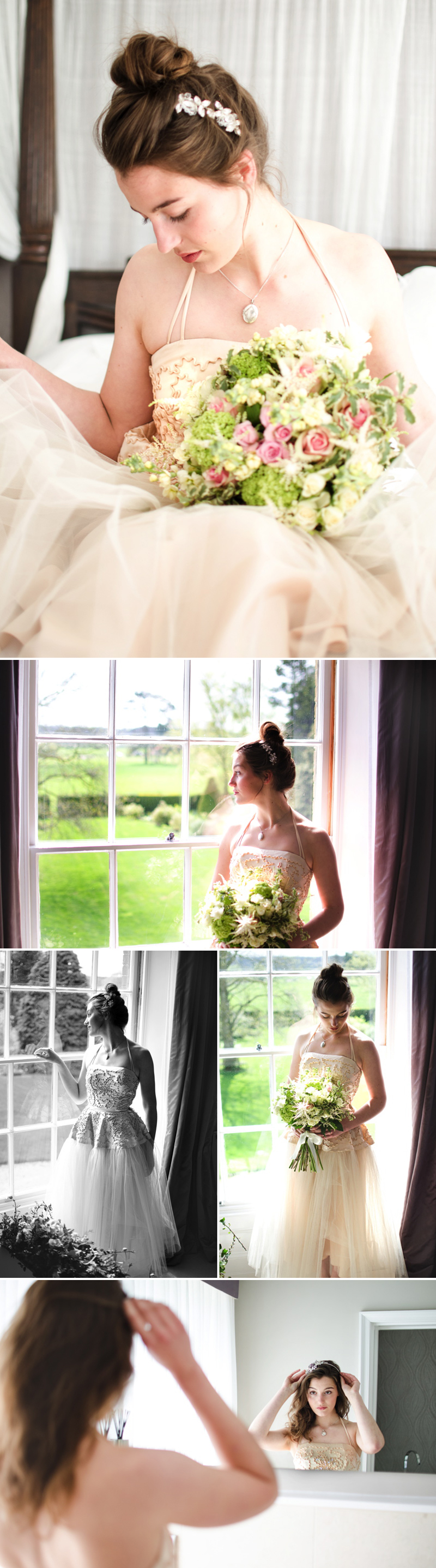Coco Wedding Venues - Love by Coco - The Little Lending Co Boudoir Shoot at Godwick Hall - Image by LP Photography.