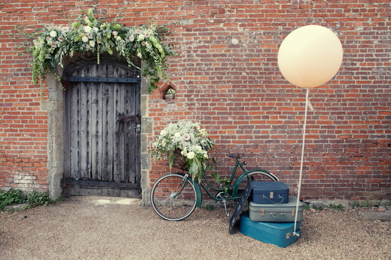 Coco Wedding Venues - Wedding Inspiration - Coco Colour Palette - A Summer Garden - Wedding Sneak Peek - Image by Horseshoe Photography.