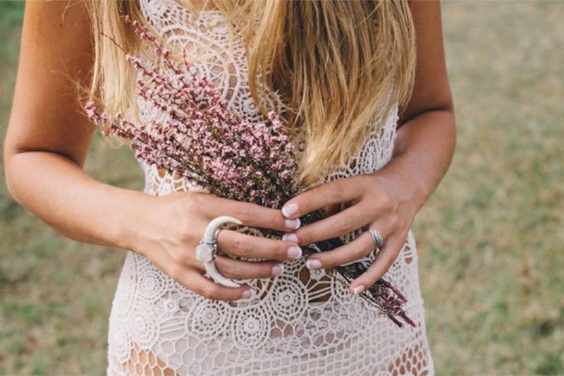 bohemian-bridal-bouquets
