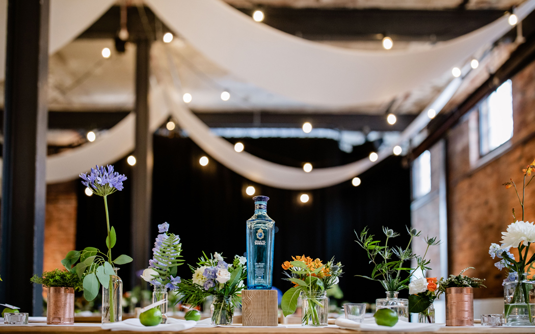 Coco wedding venues slideshow - Warehouse Wedding Venue in Bristol - Event Space at Paintworks