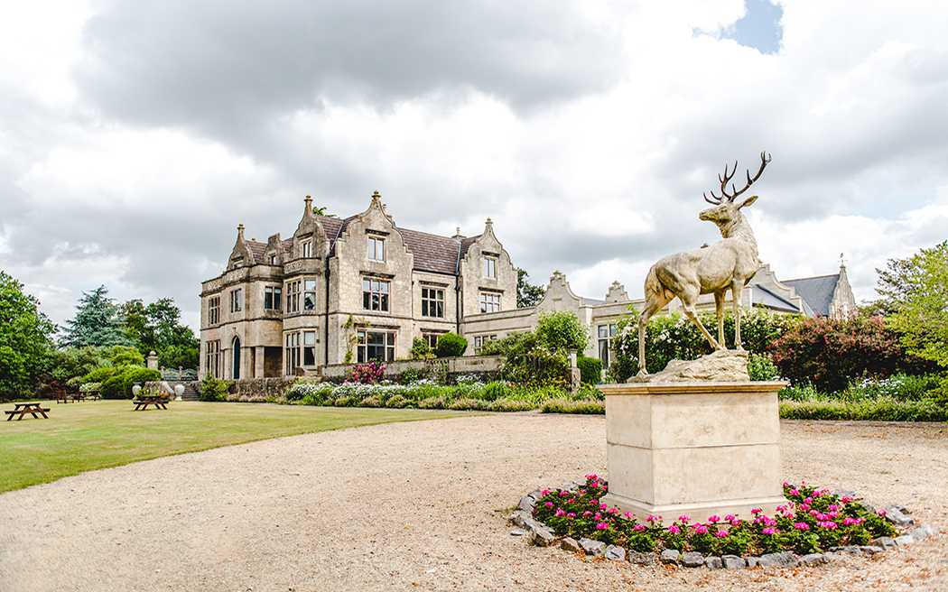 Wedding Venues In Bristol South West The Manor At Old Down Estate